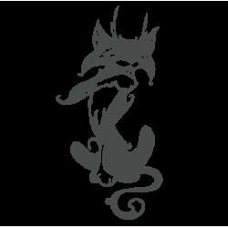 0031. Умывающийся кот