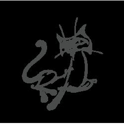 0033. Сиамский кот