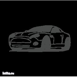 0062. Спортивная машина