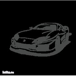 0073. Спортивная машина