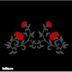 0088. Цветочный узор