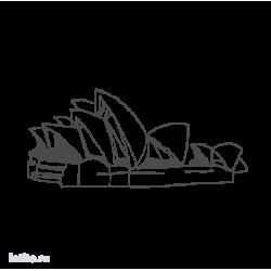 0177. Сиднейская опера