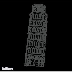 0180. Пизанская башня