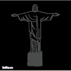0182. Статуя Иисуса Христа