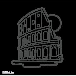 0187. Римский колизей