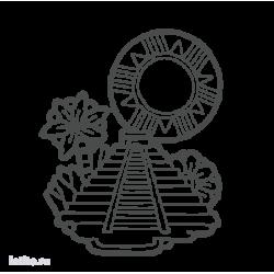 0192. Пирамида Майя