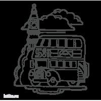 0196. Лондонский автобус