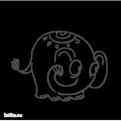 0208. Маленький слон
