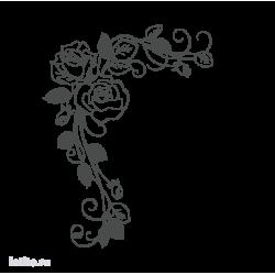 0229. Узор с розами