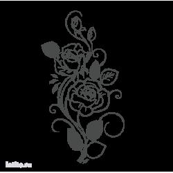 0230. Узор с розами