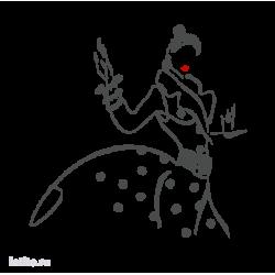 0233. Элегантная девушка