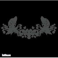 0272. Узор с бабочками