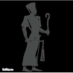 0313. Египетский жрец