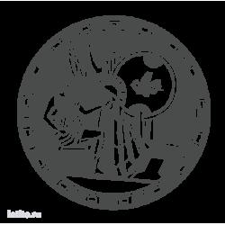 0326. Древнегреческий медальон
