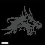 0341. Голова дракона
