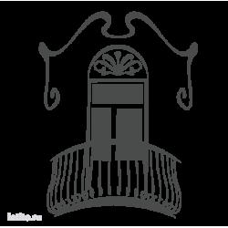 0353. Балкон