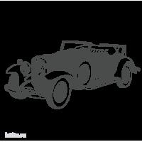 0392. Ретро автомобиль