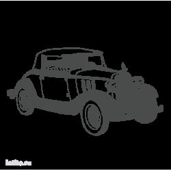 0393. Ретро автомобиль