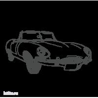 0394. Ретро автомобиль