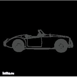 0396. Ретро автомобиль