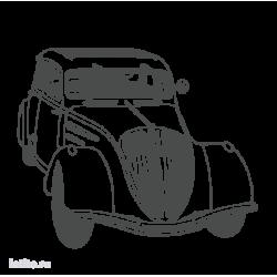 0398. Ретро автомобиль
