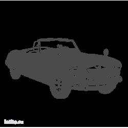 0399. Ретро автомобиль