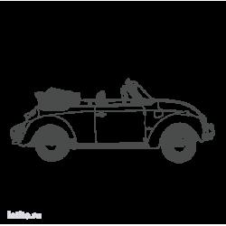 0401. Ретро автомобиль