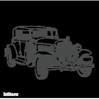 0403. Ретро автомобиль