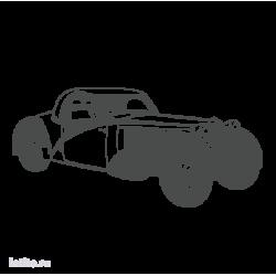 0404. Ретро автомобиль