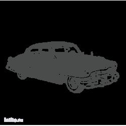 0409. Ретро автомобиль
