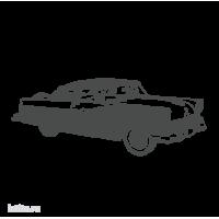 0410. Ретро автомобиль