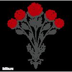 0494. Букет роз