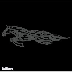 0532. Бегущая лошадь