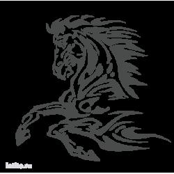 0534. Лошадь