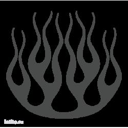 0594. Языки пламени