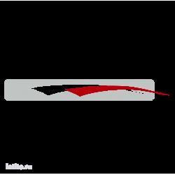 0612. Полоса двухцветная