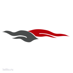 0613. Полоса двухцветная