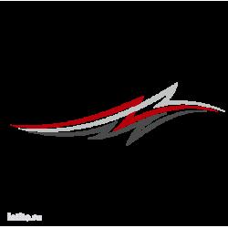 0620. Полоса трехцветная