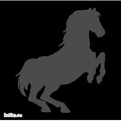 0647. Гарцующая лошадь