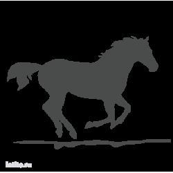 0648. Бегущая лошадь