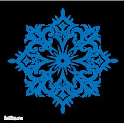 0671. Снежинка