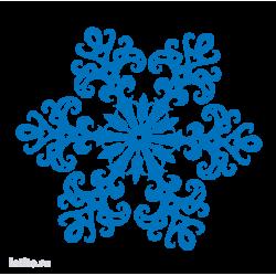 0672. Снежинка