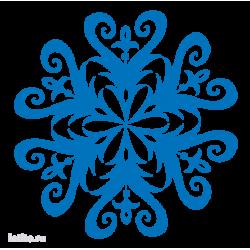 0677. Снежинка