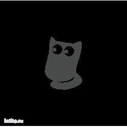 0693. Силуэт кота