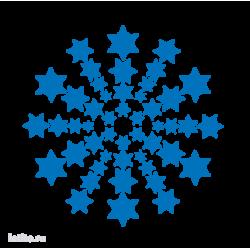 0694. Снежинка