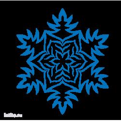 0695. Снежинка