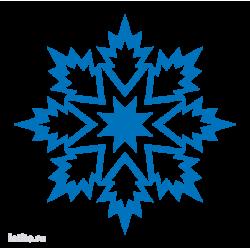 0697. Снежинка