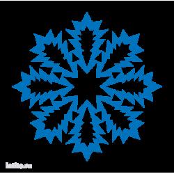 0700. Снежинка