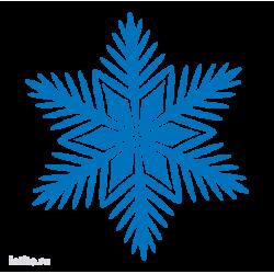 0701. Снежинка