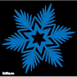 0702. Снежинка